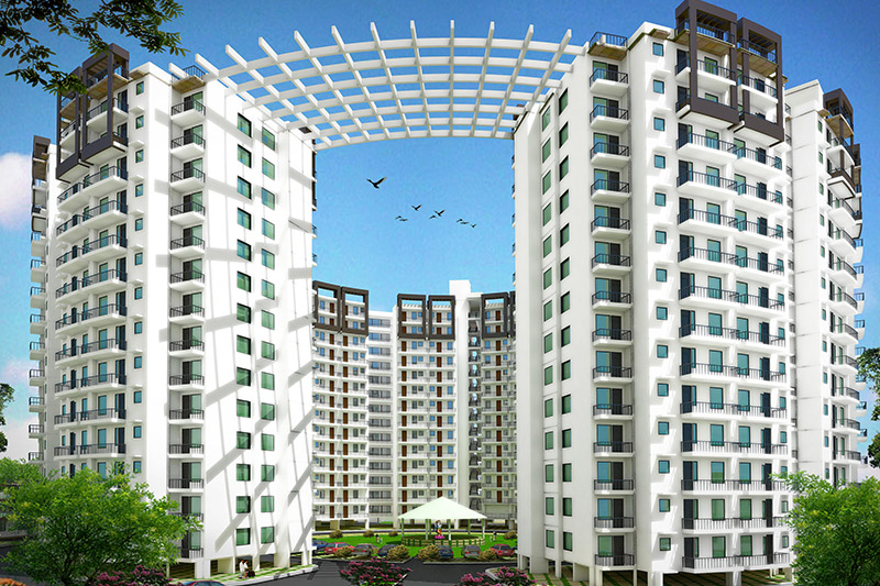 Chitvan Vrindavan Group Housing, Vrindavan