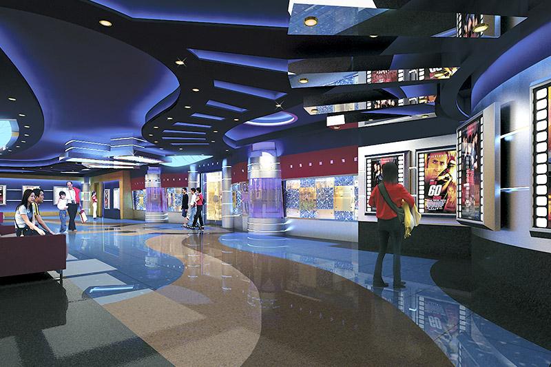 SRS Cinemas, Sunrise Jaipuria Mall, Ghaziabad