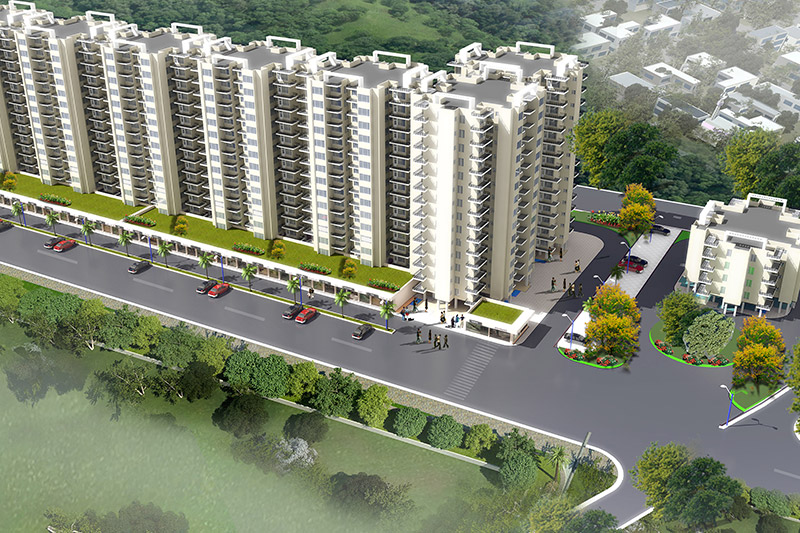SRS High Tech Homes, Sector-87, Faridabad