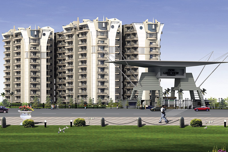 Lake View Apartments, Badkhal Road, Faridabad