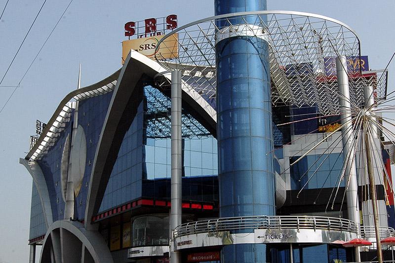 SRS Mall & Multiplex Delhi – Mathura Highway, Faridabad