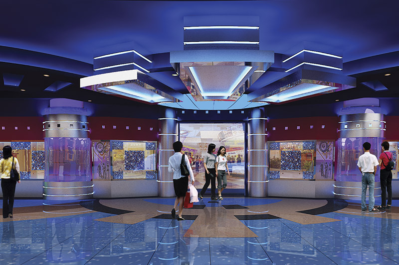 SRS Cinemas, Sunrise Jaipuria Mall, Ghaziabad