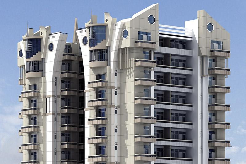 Lake View Apartments, Badkhal Road, Faridabad