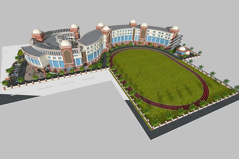 Kalka Public School, Sector-76, Faridabad