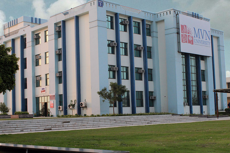 MVN University, Palwal