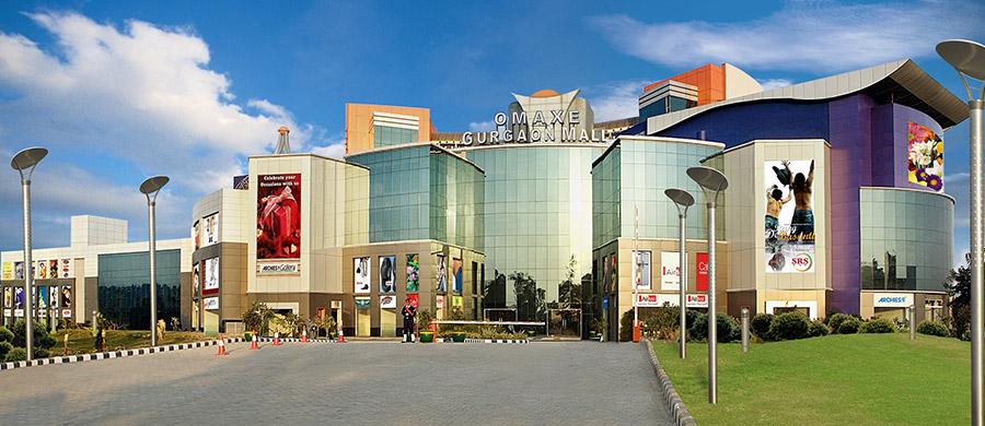 SRS Cinemas, Omaxe Mall, Gurgaon