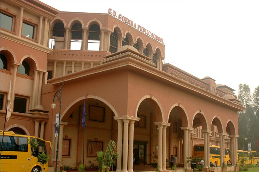 G. D. Goenka Public School, Faridabad, Mathura Road, Sikri