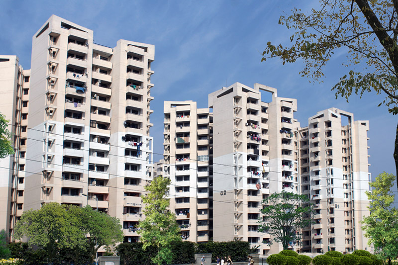 SRS Royal Hills -1,  Sector – 87, Faridabad