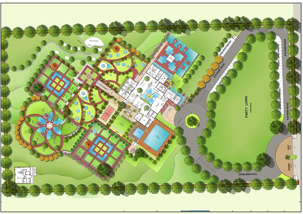 Farmhouse @ Sector 81, Faridabad