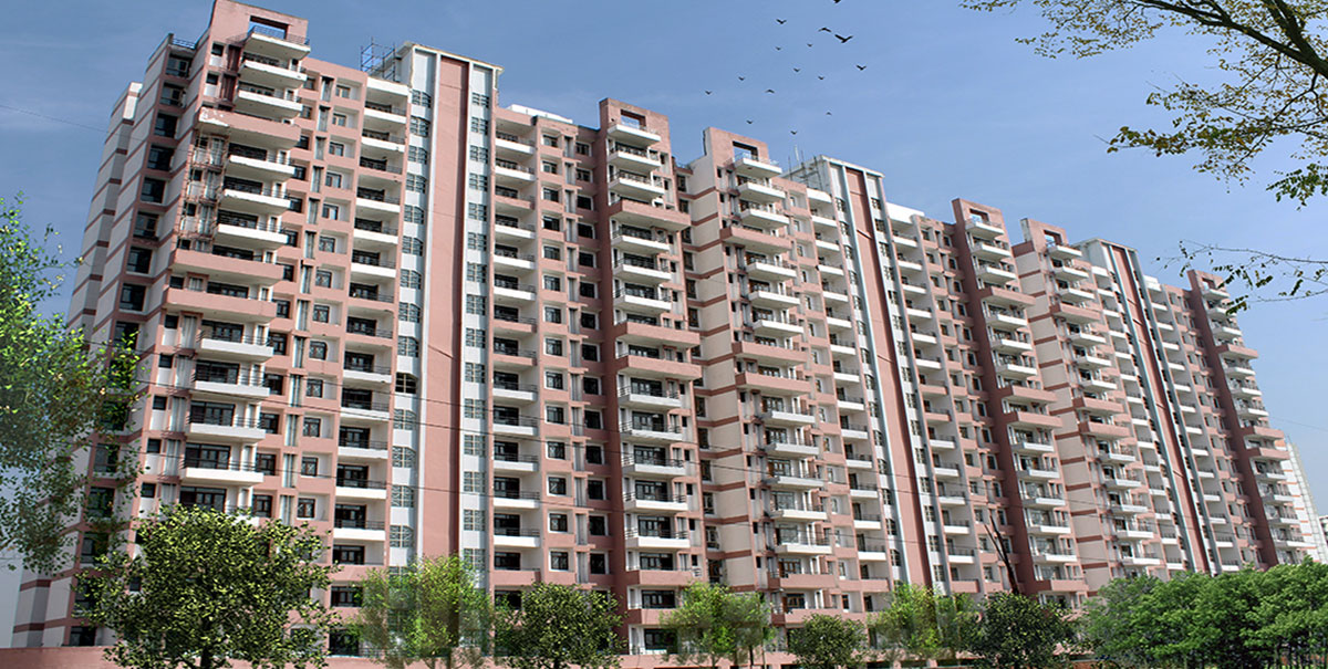 SRS Pearl Heights,Sector-87, Faridabad
