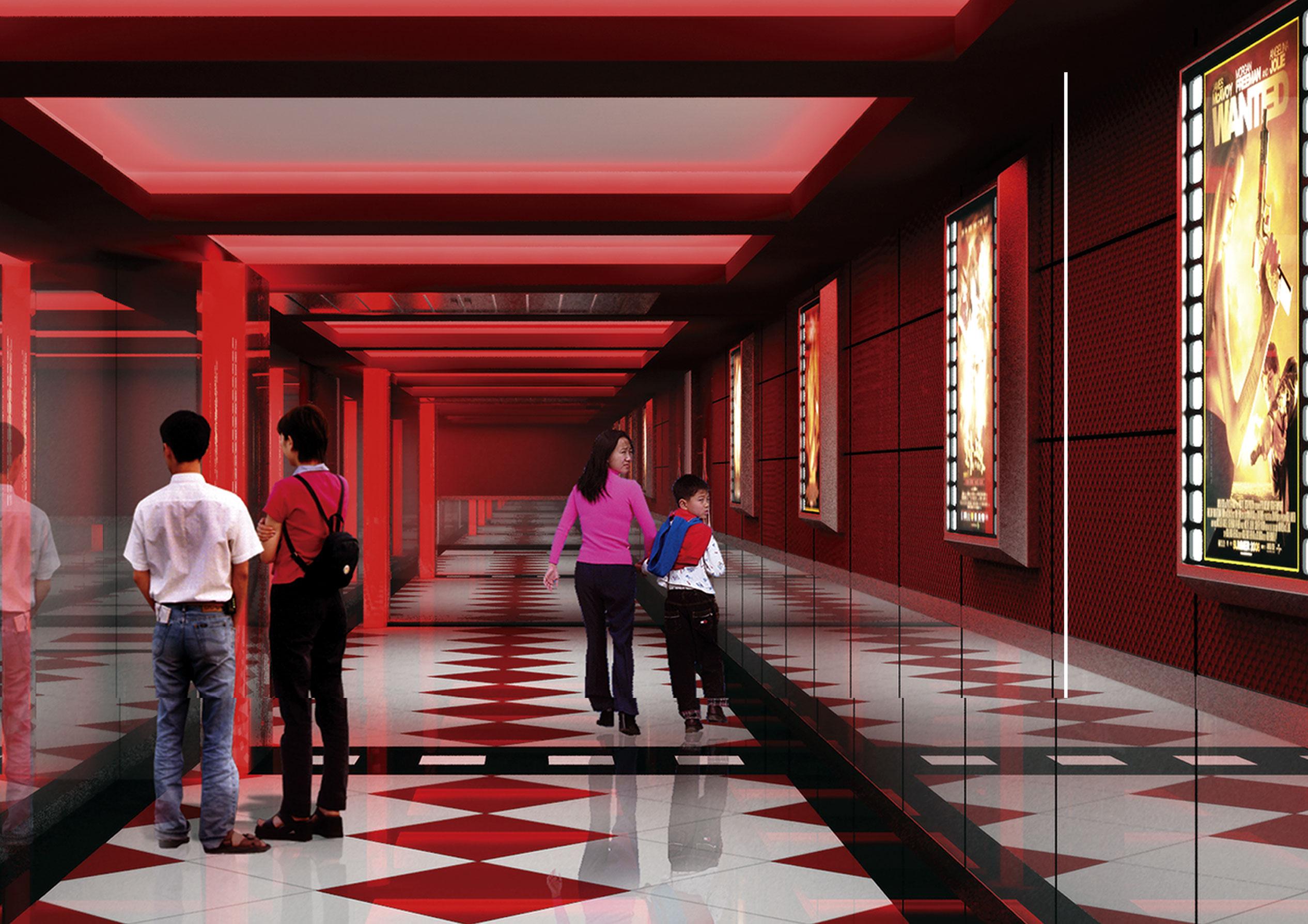SRS Cinemas, Aditya Mall, Indirapuiram, Ghaziabad